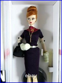 Nib Barbie Doll 2010 Fashion Model Silkstone Mad Men Joan Holloway R4556