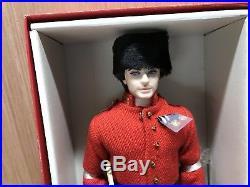 Nicolai Ken Russian doll gold label fashion model Barbie silkstone collection