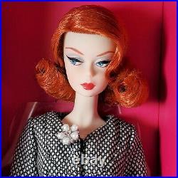 Nrfb Barbie N315 Barbie Silkstone Auburn 2020 Best Look Bfmc Giftset Mib Doll