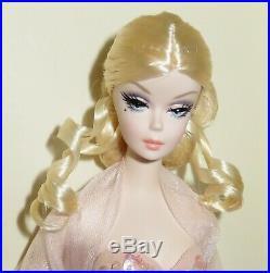 Nrfb Barbie N6 Silkstone Mermaid Gown Gold Label Fashion Model Collection Doll