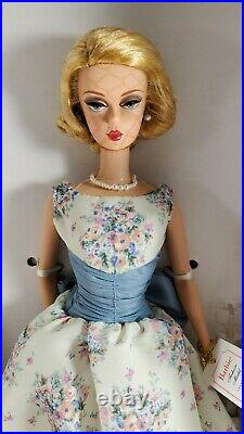 Nrfb Barbie (n124) Barbie Fashion Model Silkstone Mad Men Betty Draper Mib Doll