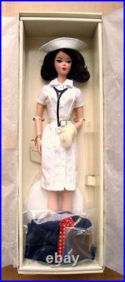 Nrfb Silkstone Nurse Barbie Gold Label