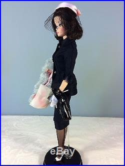 Nude In the Pink Barbie Doll redressed in Lunch at the Club Fashion Silkstone