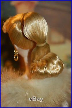 OOAK MILA SILKSTONE BARBIE DOLL Restyled Vintage Ponytail withGay Parisienne