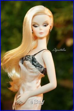 Ooak One of a kind Silkstone Barbie by Aquatalis