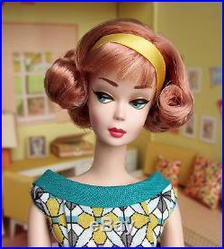 Ooak SILKSTONE Barbie vintage style repaint reroot service by Lolaxs