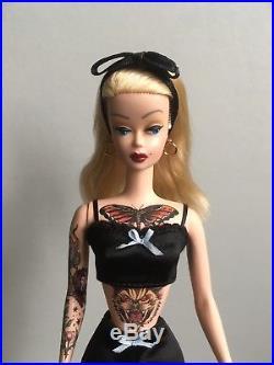 Ooak Silkstone Barbie fashion model doll One of a kind