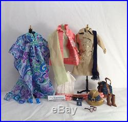 Outfit Silkstone lot True Brit Country Bound Palm Beach Barbie Fashion Royalty