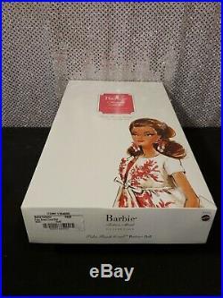Palm Beach Coral Silkstone Barbie Doll 2009 Gold Label Mattel R4535 Nrfb