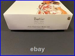 Palm Beach Coral Silkstone Barbie Doll Gold Label NRFB