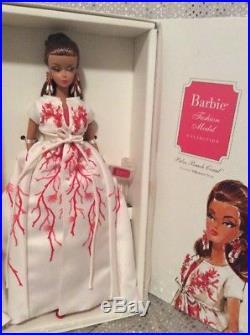 Palm Beach Coral Silkstone Barbie Doll2009 Gold Label Mattel R4535 Nrfb