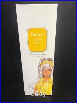 Palm Beach Honey Barbie Fashion Model Silkstone 2009 Mattel Limited Edition doll