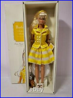 Palm Beach Honey Silkstone Barbie Doll 2009 Gold Label Mattel R4485 Nrfb