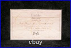 Palm Beach Swim Suit Silkstone Barbie BFMC NRFB 2010 Gold 8,000 WW Mattel R4483