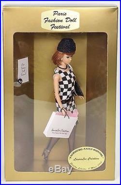 Paris Fashion Doll Festival Lauralee Creation Barbie Nrfb