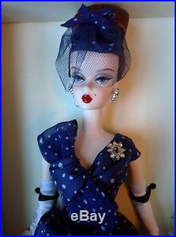 Parisienne Pretty RARE limited edition Silkstone Barbie NRFB NEW