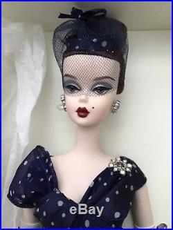 Parisienne Pretty Silkstone Barbie 2009 Gold Label NRFB