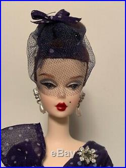 Parisienne Pretty Silkstone Barbie Doll 2009