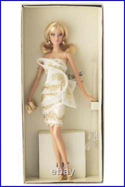 Platinum Label Glimmer of Gold Barbie Doll Designed Robert Best Only 999 Doll