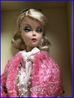 Preferably Pink Silkstone Barbie Doll (Barbie Fashion Model Collection)