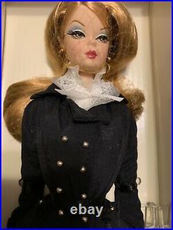 Pretty Pleats Barbie Fashion Model BFMC Doll J0956 Silkstone Robert Best NRFB