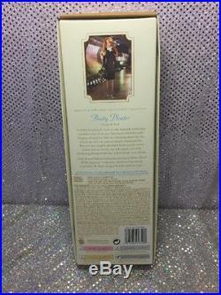 Pretty Pleats Silkstone Barbie Doll 2006 Gold Label J0956 Mint Nrfb