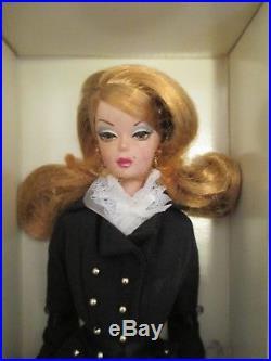 Pretty Pleats Silkstone Barbie Gold Label NRFB J0956 Robert Best