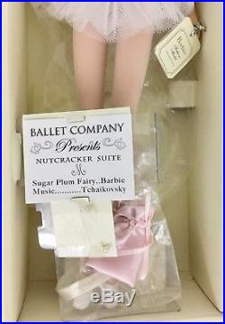Prima Ballerina Silkstone Barbie BFMC Fan Club Exclusive with Box and Certif