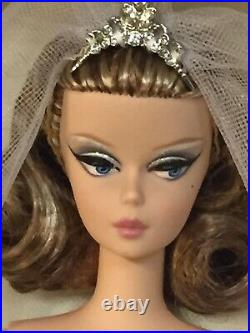 Principessa Silkstone Barbie Doll 2013 Gold Label Mattel Bcp83 Nrfb