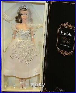Principessa Silkstone Barbie Doll #BCP83 NRFB 2013 Gold Label 8,700 worldwide