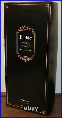 Principessa Silkstone Fashion Model Barbie Doll #BCP83 NRFB Gold Label