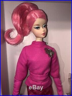 Proudly Pink Barbie, 60th Anniversary Silkstone, Signature, Worldwide MINT NRFB
