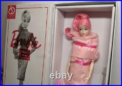 Proudly Pink Barbie Silkstone Doll Nude w Original Box Excellent Condition