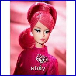 Proudly Pink Silkstone Barbie Nrfb