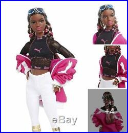 Puma Barbie Doll 2019 African American Brand New Presale Limited Edition Hot