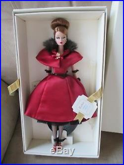 RAVISHING IN ROUGE Silkstone Barbie NRFB