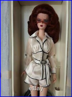 Rare Boxed Barbie Silkstone Suite Retreat Fashion Model Gold Label #G8078