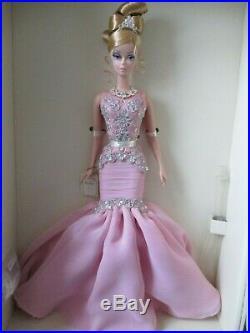 Rare- The Soiree Silkstone Barbie Nrfb -2007 Platinum Label Mattel M6195