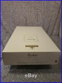 Ravishing In Rouge Silkstone Barbie Doll 2001 Fao Schwarz Mattel 52741 Nrfb