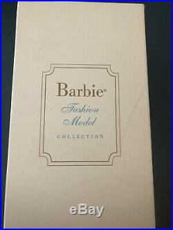 Red Hot Review Silkstone Barbie, NRFB Fashion Model Collection