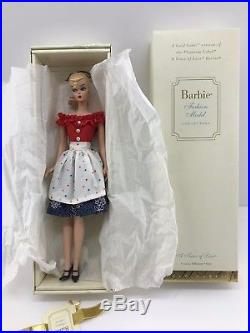 Repaint OOAK Silkstone Trace of Lace Barbie Doll as Bild Lilli by Pania Cope