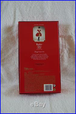 Robert Best Barbie Fashion Model Collection Silkstone Russia Darya Doll