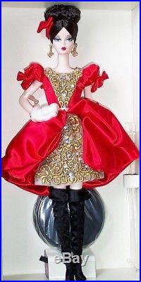 Robert Best Barbie Silkstone Russian Collection Darya Doll LE 5400
