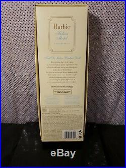 Robert Best Tout De La Suite Silkstone Barbie Doll Gold Label Mattel L9596 Nrfb