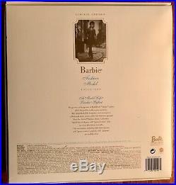 SILKSTONE Barbie A MODEL LIFE Fashion Model Giftset 2003 #B0147 NRFB