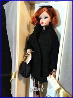 SILKSTONE Barbie Doll Fashion Editor Limited Edition 28377 Box FAO SCHWARZ 2000