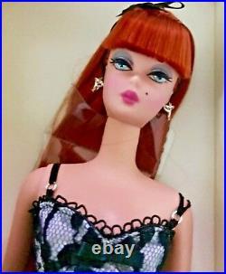 SILKSTONE Barbie LINGERIE FASHION MODEL #6 2004 #56948 NRFB