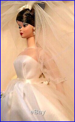 SILKSTONE Barbie MARIA THERESE by Robert Best Gold Label 2002 #55496 NRFB