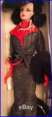 SILKSTONE Barbie MUFFY ROBERTS Gold Label 2004 #H6465 NRFB