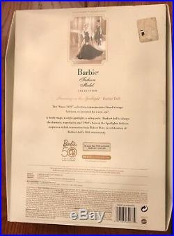 SILKSTONE Barbie STUNNING IN THE SPOTLIGHT Gold Label 2009 #N6603 NRFB